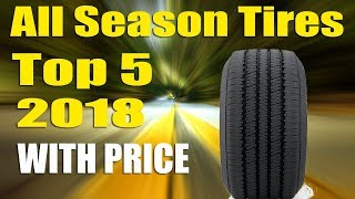 Best  All Season Tires 2019