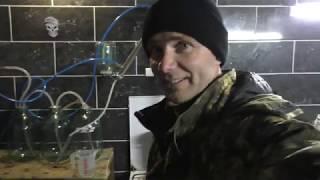 Ситчатая колонна (пробный тест)