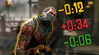 Speedrunning the For Honor Campaign.
