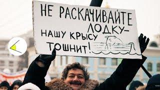 Дмитрий Быков госпитализирован, а Медведев борется с бедностью и коррупцией
