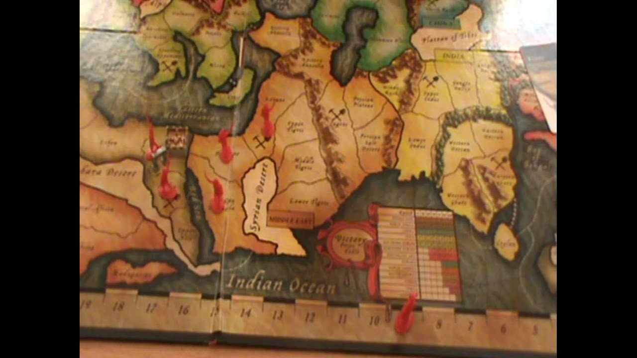 History of the world board game review part 1 youtube history of the world board game review part 1 gumiabroncs Images