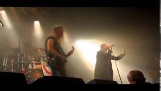 "Saxon - The Great White Buffalo ""Live"" @ Live Music Hall, Cologne, 02.11.2014"