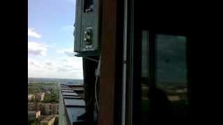 Установка кондиционера(, 2012-06-28T09:44:23.000Z)
