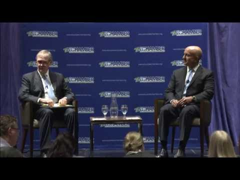 Q&A with Neel Kashkari in Eau Claire