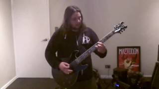 Hatebreed - In The Walls (Guitar Cover)