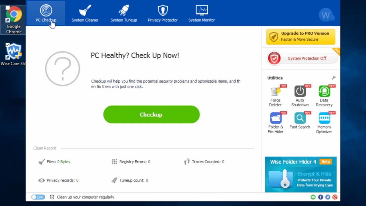 Wise Care 365 Pro 5.6.2 Crack With License Key Download
