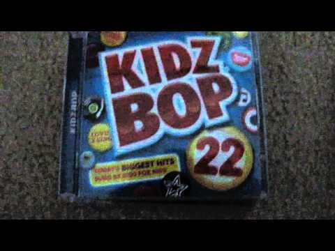 My Kidz Bop CD Collection