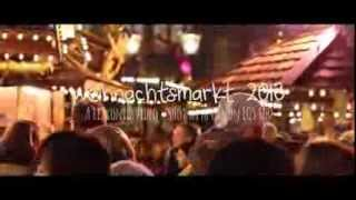 Weihnachtsmarkt December 2013 - Canon EOS 60D Full HD Video