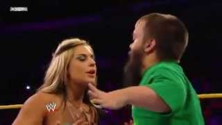 Repeat youtube video WWE NXT Kissing Contest