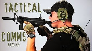 Z-Tactical Comms Gear Review - AirsoftPeak.com