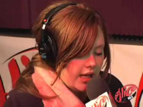 Adele - Chasing Pavements [Alice Artist Spotlight]- KALC-FM 105.9 - Alice 105.9 (January 22, 2009)