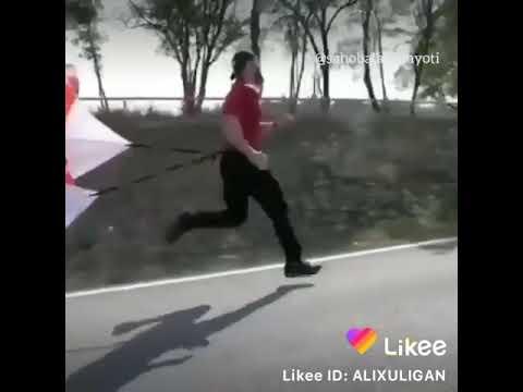 Abdulloh domla Sportni vojibligi//Абдуллох домла спортни вожиблиги.