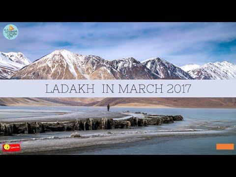 Ladakh  in March 2017