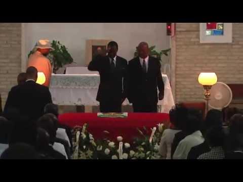 BABY DOC DUVALIER Funeral