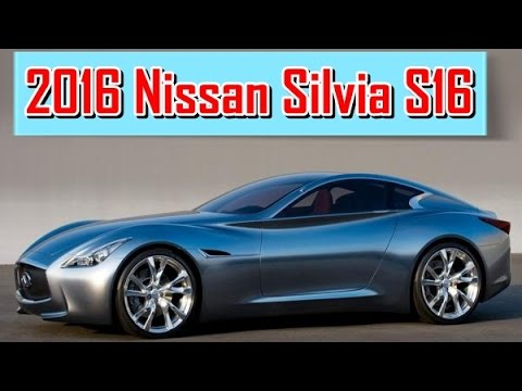 2018 nissan silvia.  silvia havent they been talking about an s16 for ages throughout 2018 nissan silvia