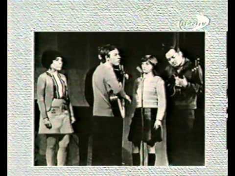 """Сергей и Татьяна Никитины """"Домашний концерт"""" 1997."""