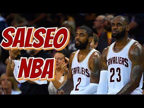 SALSEO IRVING Y LEBRON + BOGUT A LAKERS - FICHAJES NBA