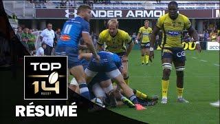 TOP 14 - Résumé Clermont-Castres 92: 29-19 - J07 - Saison 2016/2017