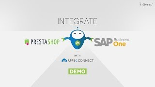 Connect Prestashop and SAP Business One