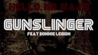 Mr. Majik | Metropolis Music - Gunslinger feat. Bonnie Legion [Lyric Video]