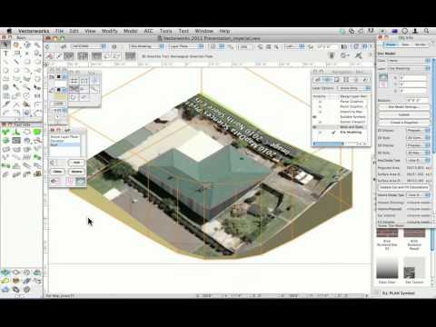 vectorworks 2011