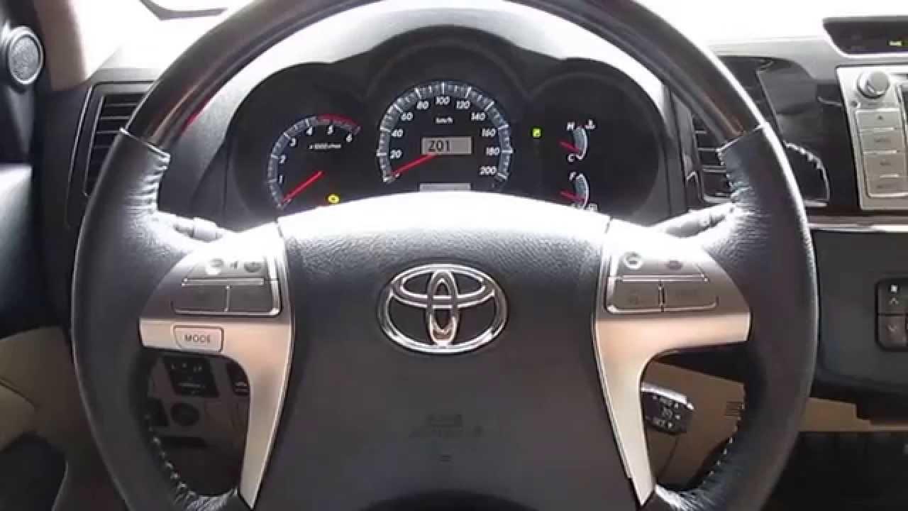 Auto Futura Tv Toyota Hilux Sw4 3 0 4x4 7l 2014