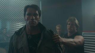 Бойня в ночном клубе — Терминатор (1984) сцена 2/4 HD