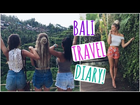 Bali, Indonesia // Travel Diary + Lookbook
