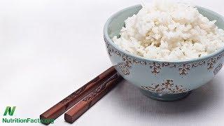 Jestliže je konzumace bílé rýže spojena s cukrovkou, co pak Čína?