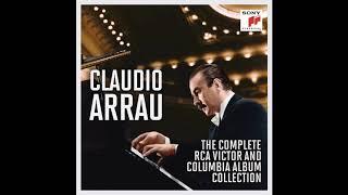 Bach Chromatic Fantasia And Fugue In D Minor Claudio Arrau