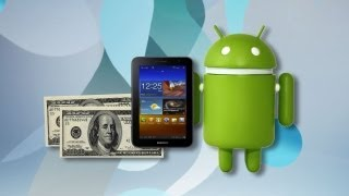 CNET Top 5 - Best budget 7 Android Tablets