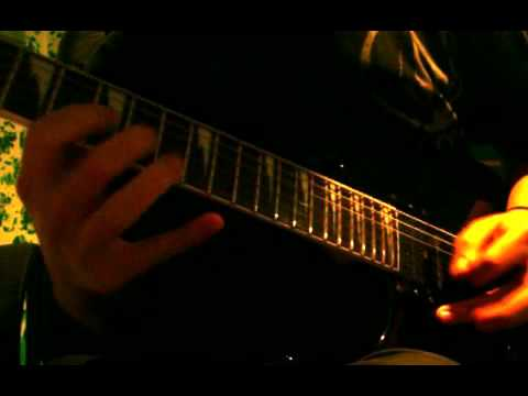 The Black Dahlia Murder - I Will Return Solo (Cover)