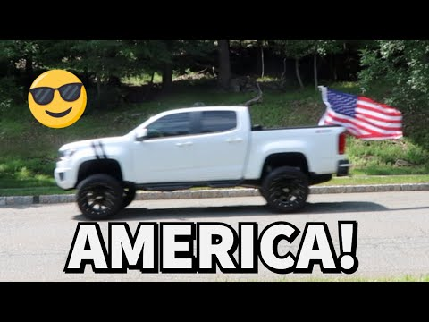 DIY Truck Flag Pole Mount For $15 ... 🇺🇸