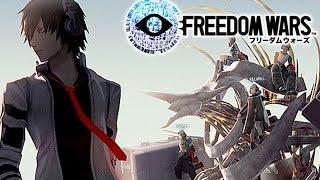 PS Vita Exclusive - Freedom Wars Playthrough