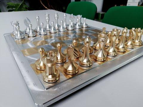 Schachspiel selber bauen