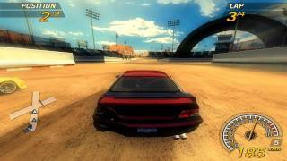 FlatOut 2 Short Gameplay Max Settings [HD]