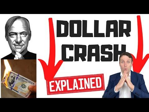 Bond Market Crash Ahead - Ray Dalio's BIG INVESTING WARNING - Dollar Crash
