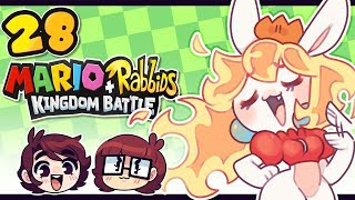 Video SHES ON FIRE BABY!  / Mario + Rabbids Kingdom Battle / JaltoidGames download MP3, 3GP, MP4, WEBM, AVI, FLV Agustus 2018