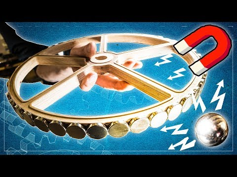 Marble Demagnetizer - it's Mechanical! - Marble Machine X #23