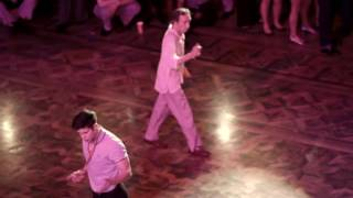 Blackpool Tower Ballroom on 12.11.16 - Dance Competition No.4 - Clip 4776 by Jud