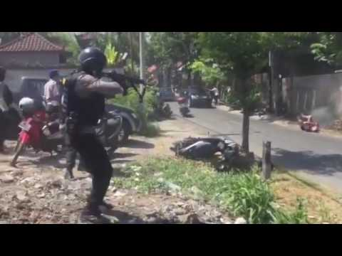 Indonesian Police Fatally Shoot French Citizen, Amokrane Sabet in Bali