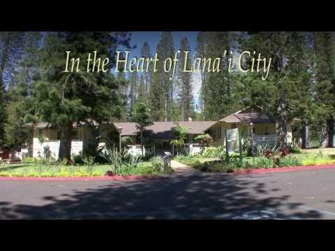 Hotel Lanai - Lanai City, Lana
