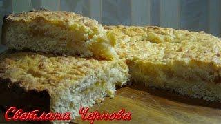 видео Песочный лимонный торт – ароматно и потрясающе вкусно!