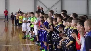 Юнаки з Кобеляк стали переможцями турніру пам'яті Віталія Бардешина