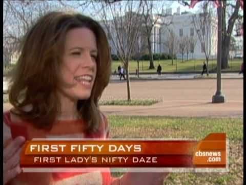 First Lady's First 50 Days
