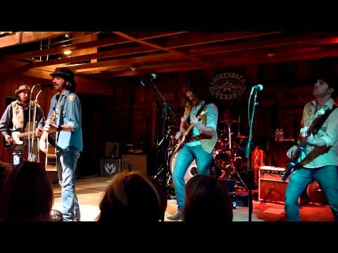 Micky & The Motorcars - Rock Springs to Cheyenne - live @ Luckenbach, Texas, 10.03.2012