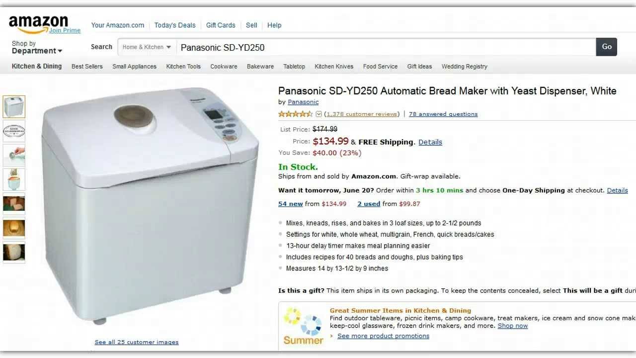 panasonic sd yd250 automatic bread maker youtube rh youtube com panasonic bread maker manual sd-bt55p panasonic automatic bread maker sd-bt55p manual