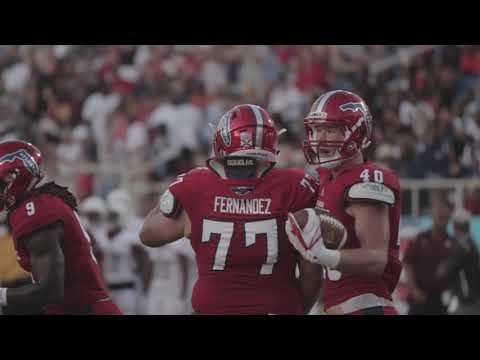 Florida Atlantic - Bethune Cookman Cinematic Highlights