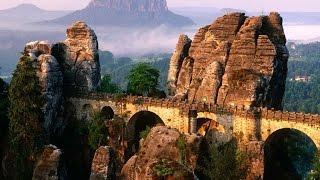 красивые горы Германии + Аренда авто