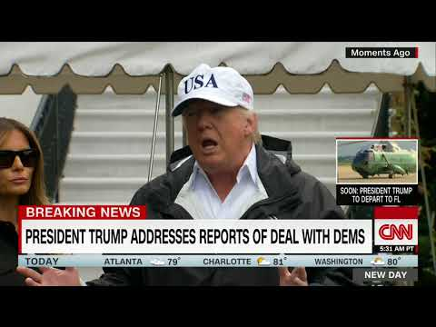 President Trump: 'Fairly close' to DACA deal with Democrats